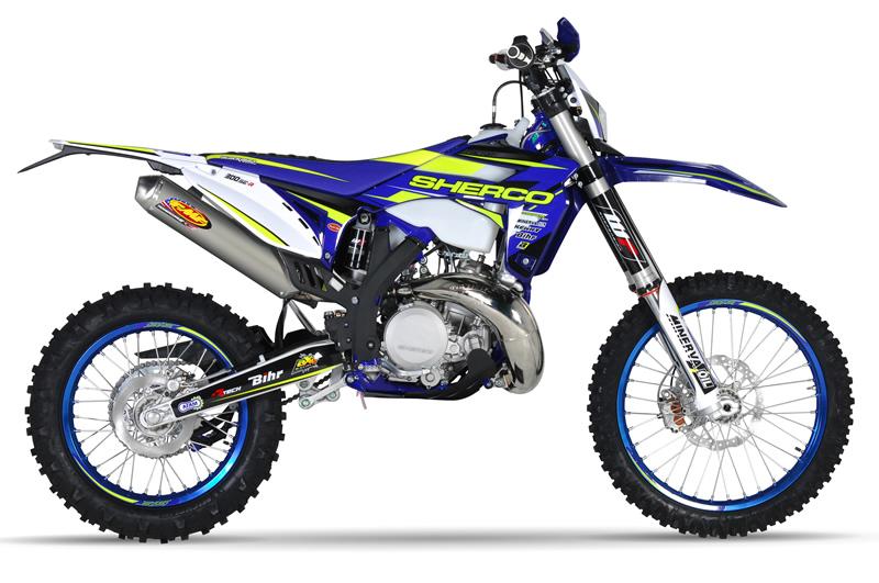 Sherco 2016 Factory 2 Stroke 250/300cc