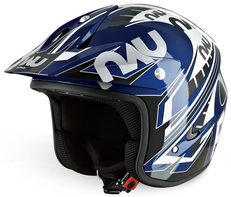 Nau Power Helmet (Blue/Black)
