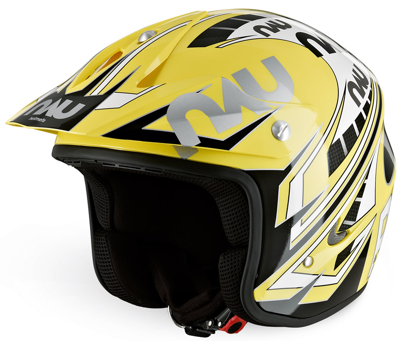 Nau Power Helmet (Yellow/Black)